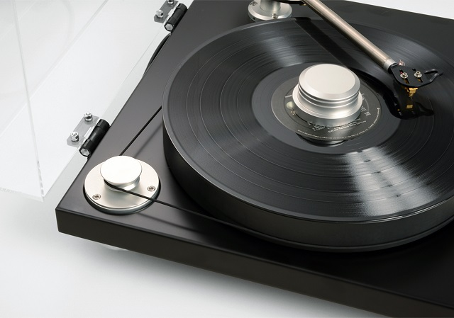Bryston BLP-1 Turntable - Simply stunning!