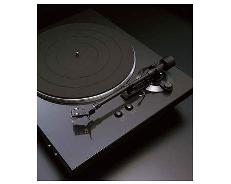 For vinyl lovers on a budget but huge performance - The Denon DP-300F