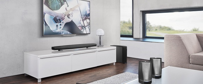 Denon/Heos 5.1 wireless system - Perfect sound made simple
