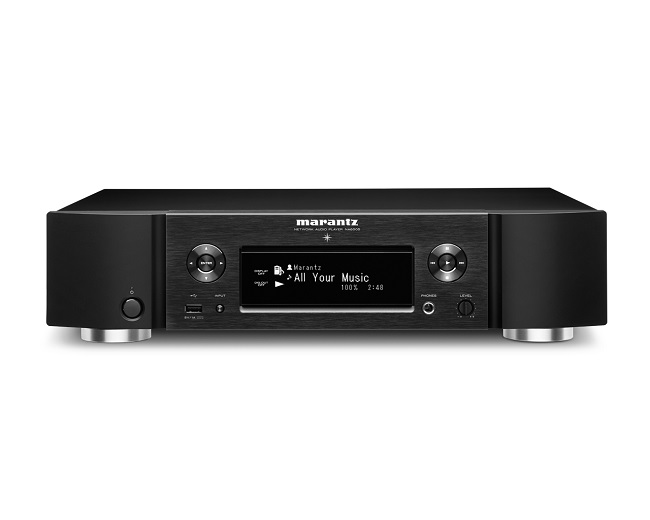 Marantz NA6005 network audio player - Virtually, will play all formats including DSD files