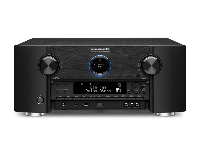 Marantz SR7012 - 9.2 Channel Full 4K Ultra HD Network AV Surround Receiver