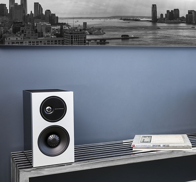 Definitive Technology Demand Series D9 bookshelf speakers