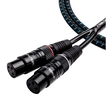 Tributaries Cable balanced audio interconnect XLR to XLR model 4AB  from .5m to 4m starting price $145 and up  - Priced Pair