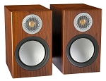 Monitor Audio Silver 50 - Available in Black Oak, Walnut, Rosenut, Natural Oak, High Gloss Black, Satin White - Priced Each
