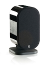 Monitor Audio Apex A10 - Compact On-wall Speaker in Metallic Black or White - Priced Each