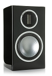 Monitor Audio Gold 100 - Available in Dark Walnut Veneer, High Gloss White, Piano Black, Piano Ebony - Priced Each