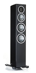 Monitor Audio Gold 200 - Available in Dark Walnut Veneer, High Gloss White, Piano Black, Piano Ebony - Priced Each
