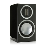 Monitor Audio Gold 50 - Available in Dark Walnut Veneer, High Gloss White, Piano Black, Piano Ebony - Priced Each