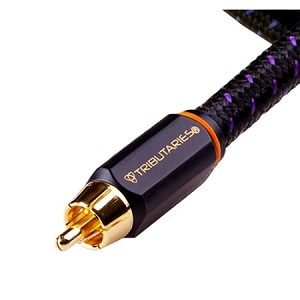 Tributaries Cable Digital Audio Coaxial model 6AD .5m to 4m starting price $52 and up