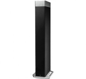 "Definitive Technology - BP9080x High-Performance Tower Speaker with Integrated 12"" Powered Subwoofer and Height Module - Priced Each."