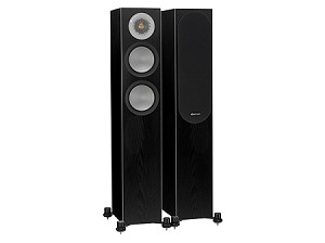 Monitor Audio Silver 200 - Available in Black Oak, Walnut, Rosenut, Natural Oak, High Gloss Black, Satin White - Priced Each